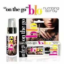 On the Go Blo Numbing Spray Blow Job BJ Oral Sex Accessory Lube Lubricant