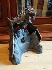 Skyrim Alduin Dragon Statue Collectors Edition. Bethesda 2011