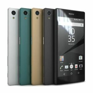 Sony Xperia Z5 E6653 32GB Unlocked 4G LTE Android Smartphone Excellent Device