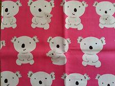 Brand New Koala Fabric