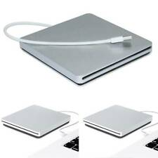 USB External Slot-in CD DVD Drive Burner Apple Macbook Pro Air MAC PC Laptop New