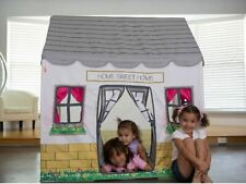 "J'Adore Kids Home Sweet Home Pop-Up Playhouse Tent dimensions 49""L x37.4""W x54""H"