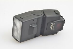 MINT- METZ MECABLITZ 40AF-4C TTL FLASH FOR CANON EOS CAMERAS, TESTED, CLEAN