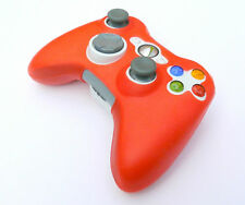 RED SILICONE SKIN CASE COVER for XBOX 360 CONTROLLER