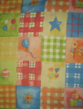 Sweet PATCHWORK themed Fabric - BABY / CHILD (50cm x 50cm)