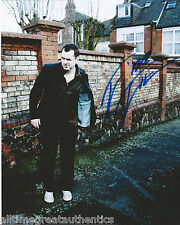 COMEDIAN JIM JEFFERIES HAND SIGNED AUTHENTIC LEGIT STAND UP 8X10 PHOTO E w/COA