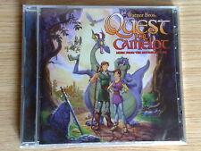 QUEST FOR CAMELOT O.S.T. (STEVE PERRY, ANDREA BOCELLI, CELINE DION) - CD SEALED