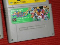 GAME/JEU SUPER FAMICOM NINTENDO NES JAPANESE FAMISTA Baseball SHVC-FA JAPAN BE