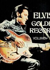 ELVIS PRESLEY golden records vol 1 UK 1970 EX LP