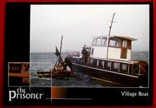 THE PRISONER, VOLUME 2 - Card #38 - Village Boat - Factory Ent. 2010