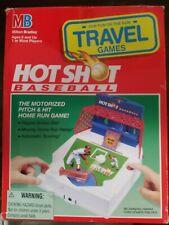 Milton Bradley Handheld Hot Shot Baseball Game (BOX SMASHED)