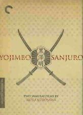 Yojimbo Sanjuro Two Films by Akira KU 0715515021524 DVD Region 1