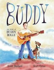 Buddy: The Story of Buddy Holly-ExLibrary