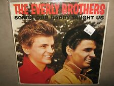 The EVERLY BROTHERS Songs Our Daddy Taught Us RARE SEALED Vinyl LP UK ACE CH-75