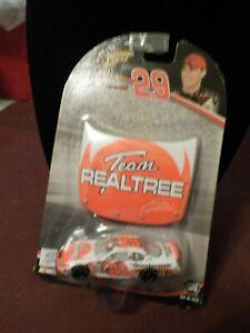 NIB NASCAR 2004 WINNERS CIRCLE #29 KEVIN HARVICK TEAM REALTREE