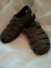 Arizona Jean Co.Designer Boys Brown Coast Jr. Sandals Shoes Size 3 m
