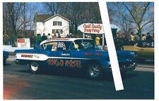 "1960's NHRA Drag Racing-George Cureton's 1958 Pontiac Chieftan ""TOKYO ROSE""-L/SA"