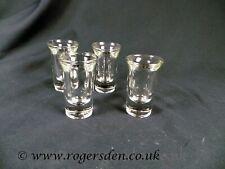 Glass  A Set of 4 Shot Glasses