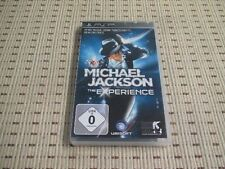Michael Jackson The Experience per SONY PSP * OVP *