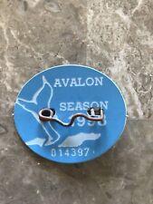 1998 Avalon, NJ Beach Tag