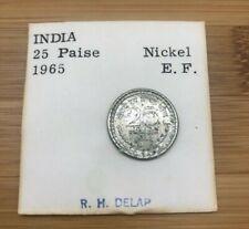 1965 25 PAISE INDIA