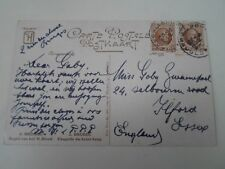 Genealogy PC: Miss Gaby 24 Selbourne Road Ilford Essex 1923 Family History §A995