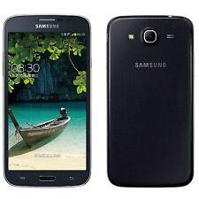 "5.8"" Unlocked Samsung Galaxy Mega 5.8 GT-I9152 8GB Dual SIM 8MP Smartphone Black"