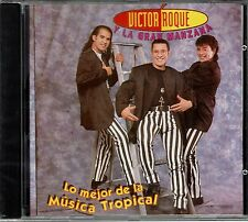 Victor Roque y La Gran Manzana Lo Mejor de La Musica Tropical  NEW SEALED CD