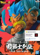 ☀ Dragon Ball DBZ God Gogeta Banpresto Super Warriors Retsuden Figure Figurine ☀