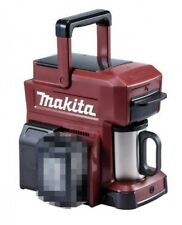Makita CM501DZAR Portable Recharger Coffee Maker Red Body Only Fast Ship Japan