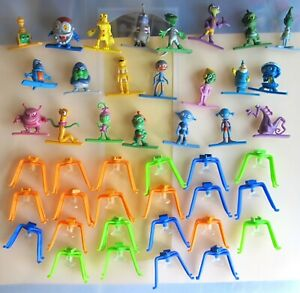 Cereal premium Mexican Bimbo Olorocos Olocoons Ho3 Collection Set 22 figures