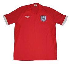 England Trikot Away 2009/10 Umbro XXL (50) Shirt Jersey Maillot Camiseta Maglia