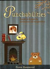 Punchabilities - Paper Punching Book - Fiona Hammond