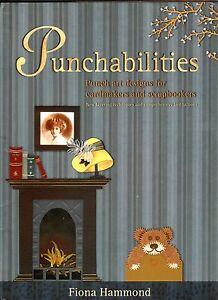 Punchabilities - Paper Punching Book - Fiona Hammond