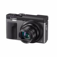 Panasonic Lumix DC-ZS70 Digital Camera 4K (Silver) & FREE 64GB SDXC *NEW