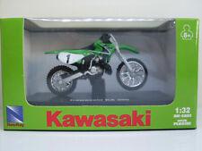 Kawasaki KX 250, NewRay Dirt Bikes Motorrad Modell 1:32 (1)