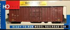 Walthers Gold Line Norfolk Southern Red 50' Hi-cube Paper Box Car
