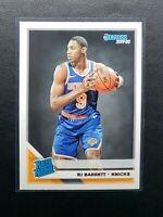 2019-20 Donruss Basketball RJ Barrett RC, Rookie Card, New York Knicks