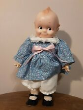 "Vintage Toy Original Cameo 15"" Kewpie Doll 11-7-67"