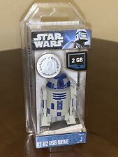 Star Wars R2-D2 USB Drive 2GB Gray Version Toys R' Us Exclusive 2011 NEW SEALED
