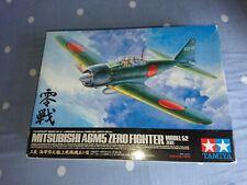 Tamiya 1/32 Mitsubishi A6M5 Zero Fighter (Zeke) Model 52 60309