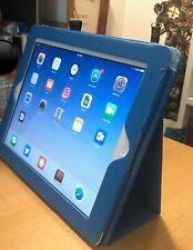 Apple iPad 2 Bundle 16GB, Wi-Fi, 9.7in - White with Blue Folio & Extra Cord