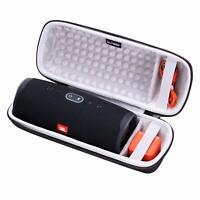LTGEM Hard Carrying Case for JBL Charge 4 Portable Waterproof  Bluetooth Speaker
