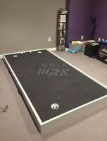 "54"" X 120"" Camry Putting Green Carpet-rec. by PGA Tour Pros! Toyota BirdieBall"