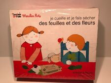 Moulin Roty Flower Press - Le Jardin du Moulin - REFURB