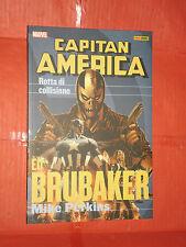Ed Brubaker Marvel rotta di Collisione Capitan America 3 Copertina flessibile