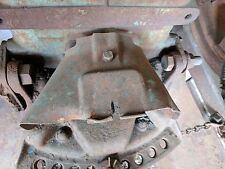 FORDSON DEXTA PTO GUARD - BENT BUT ORIGINAL - REMOVED FROM FORDSON MAJOR