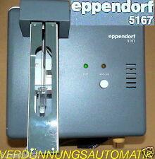 EPPENDORF 5167 LABOR VERDÜNNUNGSAUTOMATIK DILUTER FLAMMENPHOTOMETER PHOTOMETER Y