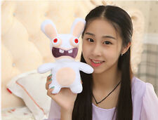 "10"" Rayman Raving Rabbids Crazy Rabbit Huang Bo Plush Stuffed Pillow Toy Doll"