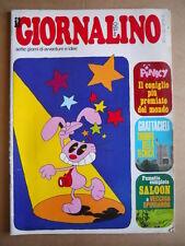 GIORNALINO n°48 1975 Asterix Lucky Luke PINKY  [G554]